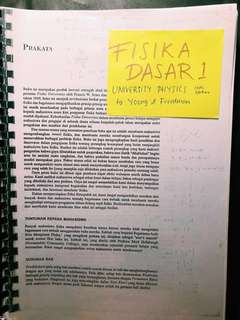 Fisika Dasar 1: University Physics 10ed copy (Young & Freedman)