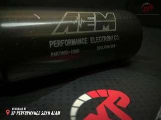 Internal Fuel Pump AEM 340LPH Black