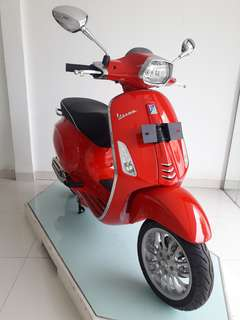Vespa sprint Abs disc 1jt