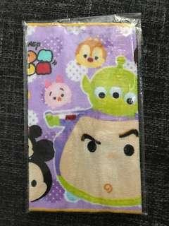 Tsum Tsum 手巾