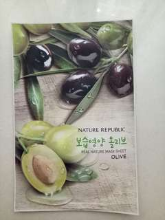 Nature Republic Olive