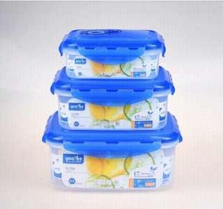 (SerbaSerbiku) Food container yooyee