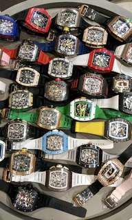 🔊 Buying all RM WATCH Richard Mille