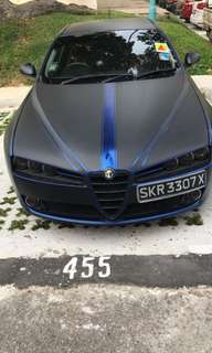 Alfa Romeo 159 2.2A OFFER PRICE NOW