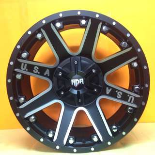 20inch SPORT RIM 4x4 RDR RD 04 LIGHT WEIGHTS WHEELS