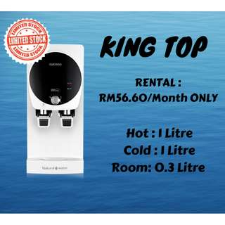 Cuckoo Water Purifier - King Top with FREE GIFT