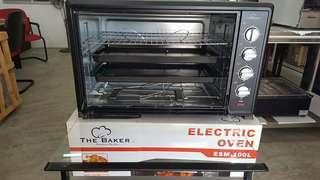 Oven The Baker