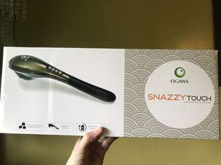 Ogawa Snazzy Touch Handheld Massager