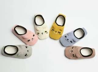 🚚 PO Baby cute socks (3 pairs)