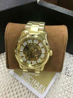 Mk 9009 Automatic Gold Ion
