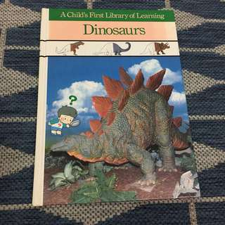 Dinosaurs (A Child's First Library of Learning)