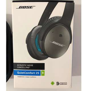 Bose QuietComfort® 25 Acoustic Noise Cancelling™ headphones