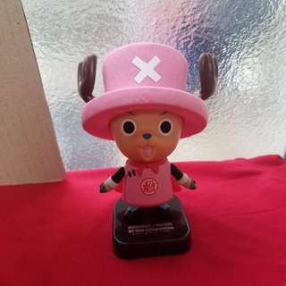 Chopper Man x Tao Paipai Figure (DRAGONBALL X ONEPIECE WJ 40th Collaboration)