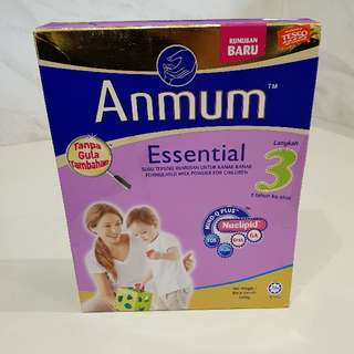 Anmum Essential Step 3