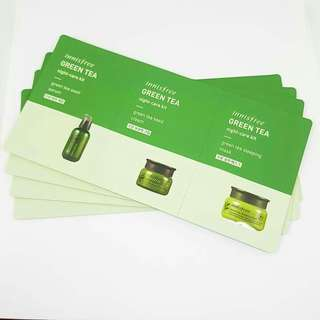Innisfree Night Care Kit