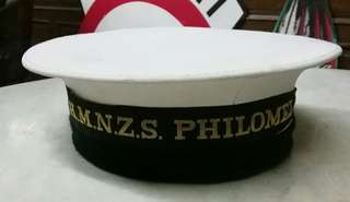 antik navy cap