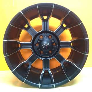 20inch SPORT RIM 4x4 RDR RD 11 LIGHT WEIGHTS 12JJ WHEELS