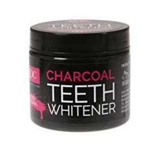 XOC Charcoal teeth whitening powder