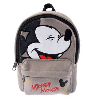 日本 Disney Store 直送 Mickey 米奇背囊仔筆袋 / Pouch