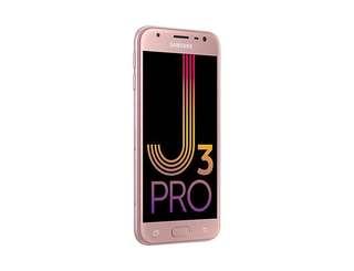 🆕 Samsung Galaxy j3pro Gold colour #eg20