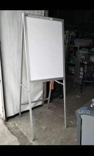 Standing White Board or Flipchart