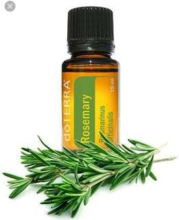 DoTERRA  - Rosemary Essential  Oil