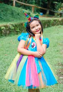 Rainbow Dash Dress