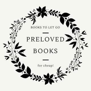 Preloved Books!