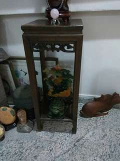 Very old antiq side table cheap sales