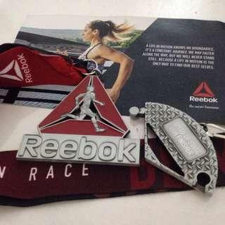 RUNNING MEDAL - Reebok 4km Speed Up
