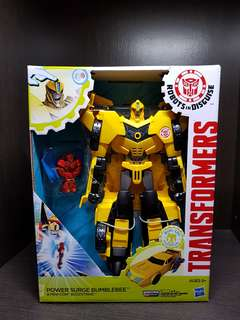 Transformers Power Surge Bumblebee