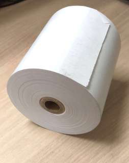Receipt Paper Rolls (Thermal Paper) for POS Receipt Printer