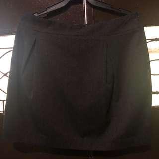 Pencil Skirt (above knee length)