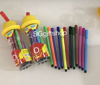 Iron man color pen - goody bag, goodie bags gift