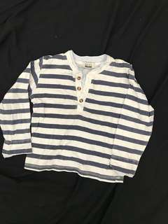 Long Sleeves Stripe (3y)