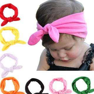 Grab 3 for $7 baby headbands