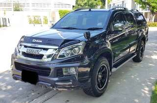 Isuzu D-Max V Cross 3.0 Thai