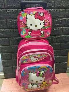 Stroller backpack 6D