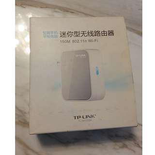 TP-Link 802.11N 迷你路由器 Pocket Router TL-WR700N
