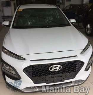 Hyundai Kona 148k all in DP