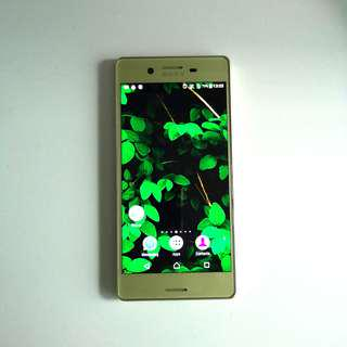 Sony Xperia X 64GB (LIME GOLD)