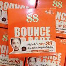 Ver 88 Bounce Up Pact / BEDAK BOUNCE