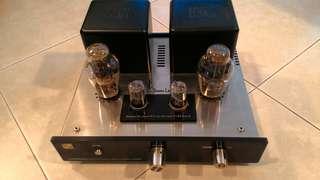 LR 300B tube amp