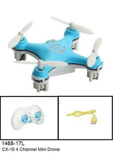 CX-10 4 Channel Mini Drone