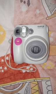 Instax Mini 7s + Case