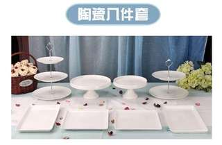 Dessert table/stand Tray for rent