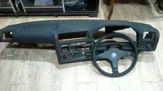 Bmw E30 Dashboard