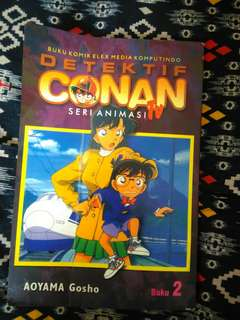 Detective Conan Full Color