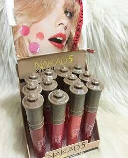 Naked Shine Lipgloss Glossy