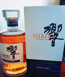 三得利 響 大師精選 Hibiki Japanese Harmony Master's Select